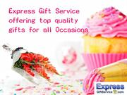 Express Gift Service offering top quality products