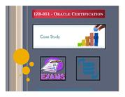 Exam 1Z0-051 — Oracle Database