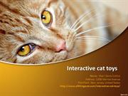 Essential products for cat-Interactive cat toys-Catz