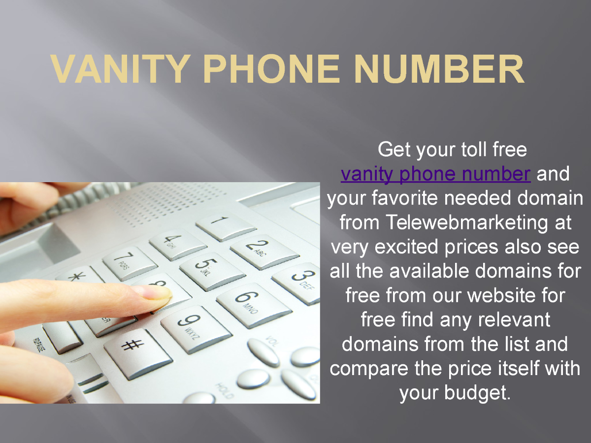 Toll free dating numbers