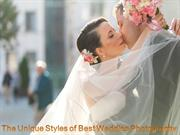 The Unique Styles of Best Wedding Photography