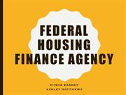 Federal Housing Finance Agency-1