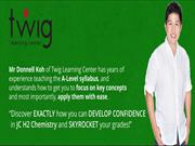 Chemistry Tuition Centre