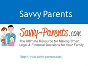Financial Planning for Parents