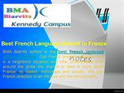 Best French language School in france