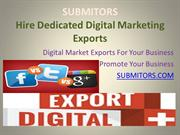 Search Engine Submissions, SEO Export