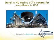 Know why to opt for CCTV camera for the surveillance