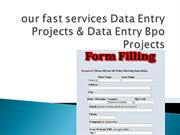 data entry process outsourcing