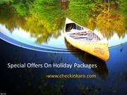 Special Summer Packages | Cheap Airline Tickets