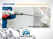 ARCSTONE-The Complete Property Maintenance Solution
