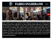 Italian Fashion Brands Stores in Dubai