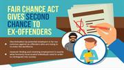 Fair chance act give second chance to ex-offenders