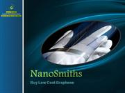 NanoSmiths-Buy Low Cost Graphene Online