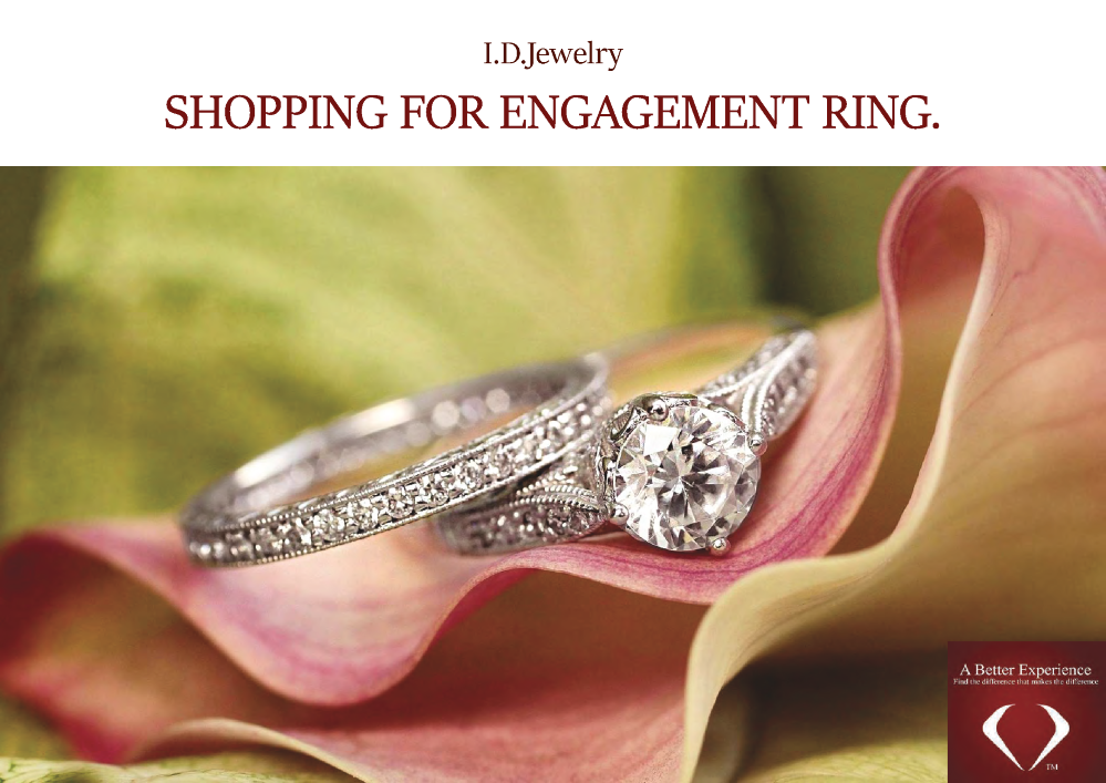 engagement ring shopping guide by id jewelry llc authorstream With wedding ring shopping guide