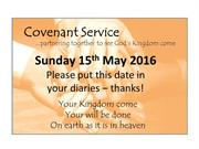 160417 - Covenanting with our Communities