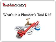 What is Plumbing Tool and work of Plumbing Tools.