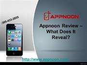 Appnoon Review- What Do You Know About Appnoon
