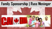 Family Sponsorship to Canada By Russ Weninger