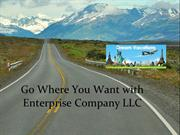 Go Where You Want with Enterprise Company LLC