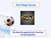 FSS-PPT-Top ideas & suggestions for Coaching Young Footballers