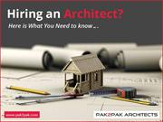 Guide to Find the Right Architects in Muscat Oman