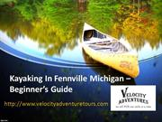 Kayak Rentals in South Haven Michigan
