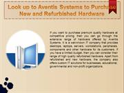 Aventis Systems