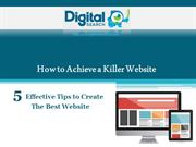 Tips For Creating A Successful Website