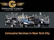 Limousine Services in New York City