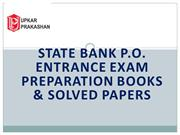 Bank PO Entrance Exam Preparation Books