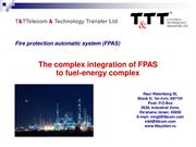 The complex integration of FPAS to fuel-energy complex