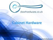 Cabinet Hardware - Cabinet Pulls