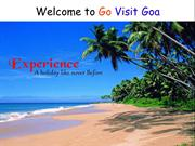 Goa Beaches - Go Visit Goa