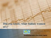 Did you know, what Indian women are