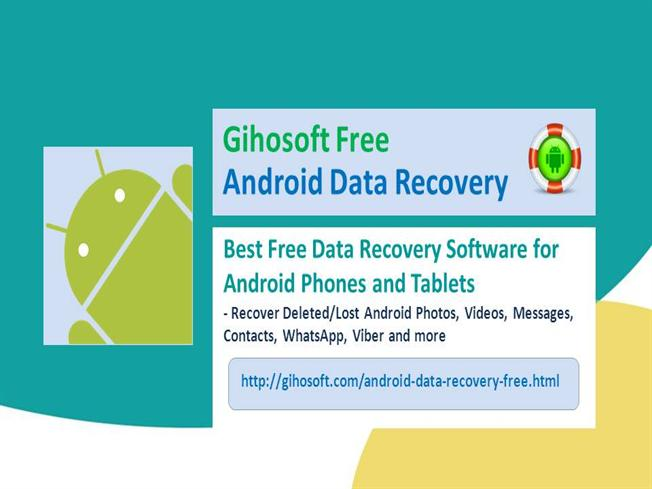 How to Recover Deleted/Lost Files from Android Phone Free