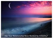 Has Your Relationship Been Rocked by Infidelity - Soulsea.com