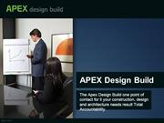 Chicago Commercial Contractor with APEX Design Build