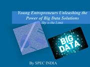 Young Entrepreneurs Unleashing the Power of Big Data Solutions – Sky i