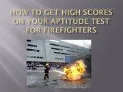 How to Get High Scores on your Aptitude Test