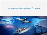 Logistics Mobile App Development Services