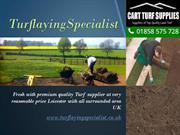 Turf Supplier Leicester