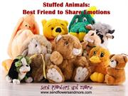 Stuffed Animals:Best Friends to Share Emotions