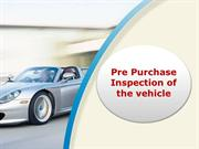Pre Purchase Car Inspection in Sydney