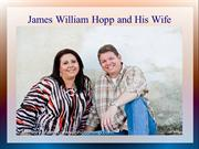 James William Hopp and His Wife