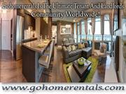 Gohomerentals Is The Ultimate Tenant And Landlords Community Worldwide