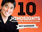10 Hindsights - Guy Kawasaki