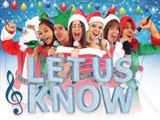 Let Us Know - Christmas Special Presentation