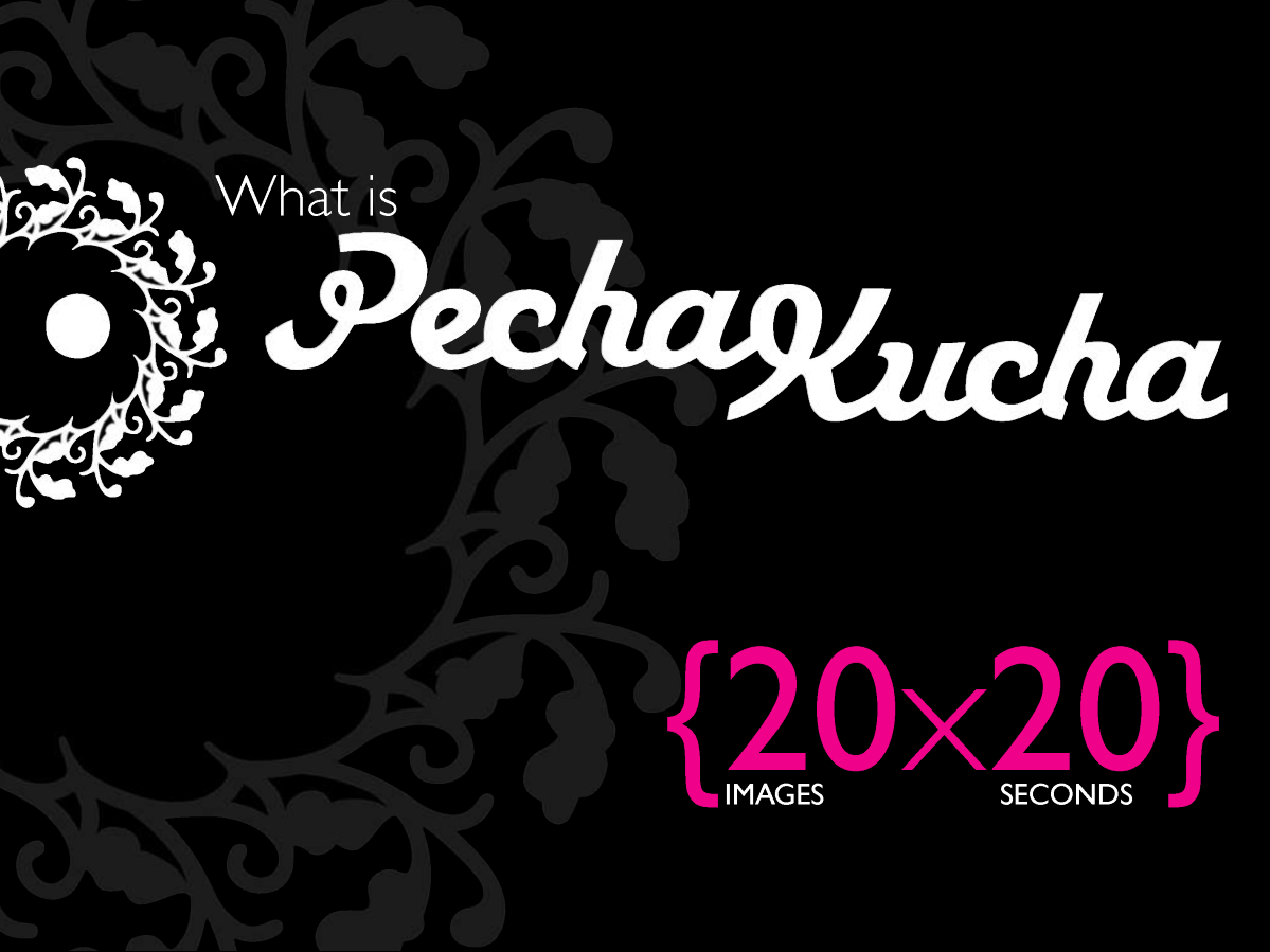 pecha kucha template powerpoint - pecha kucha authorstream