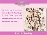 Psychic Reading - Cecelia's Psychics