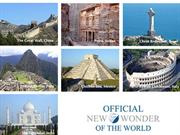 Seven wonders of the world & facts